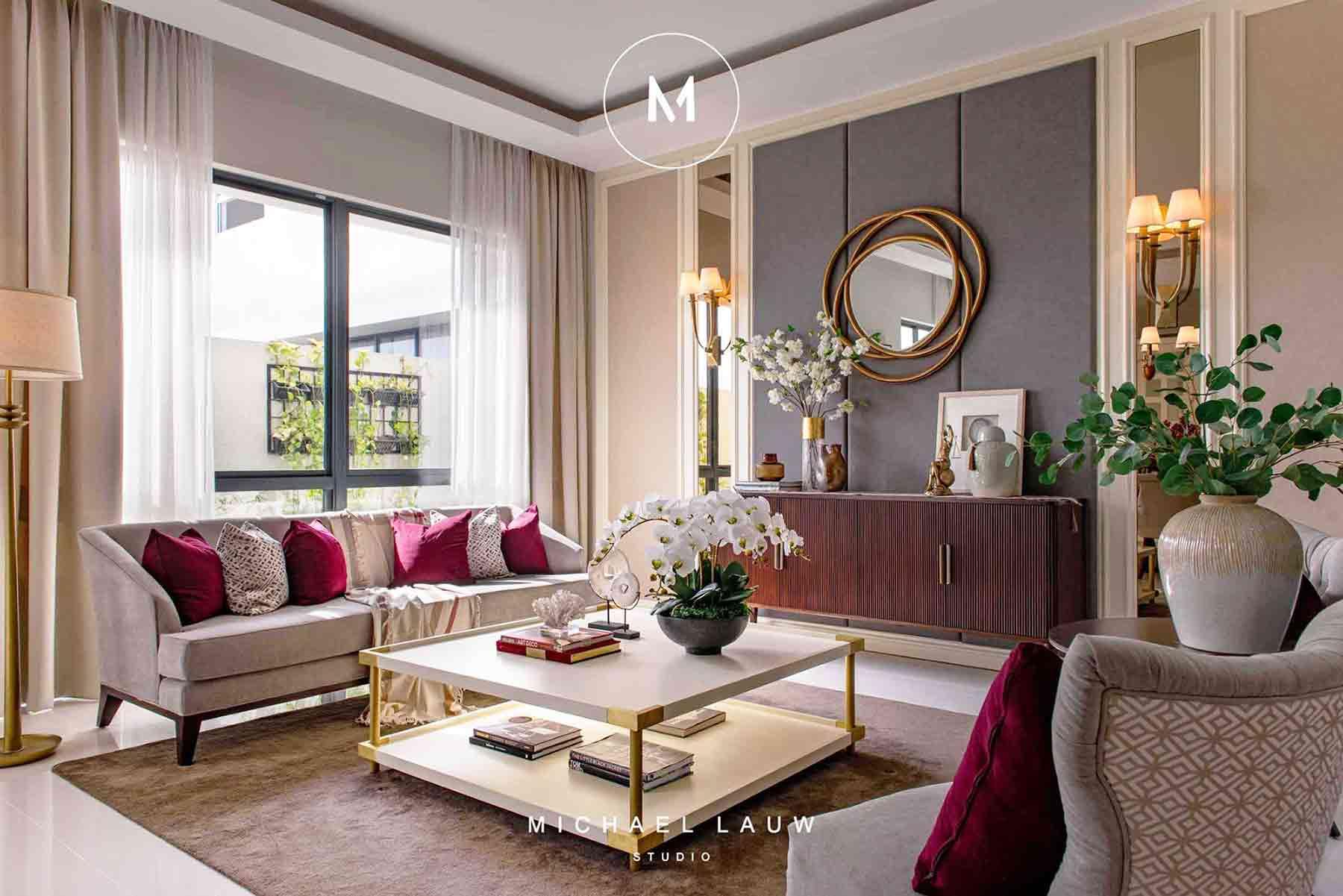 Tips Memakai Cermin untuk Desain Interior Rumah yang Cantik | Foto artikel Arsitag