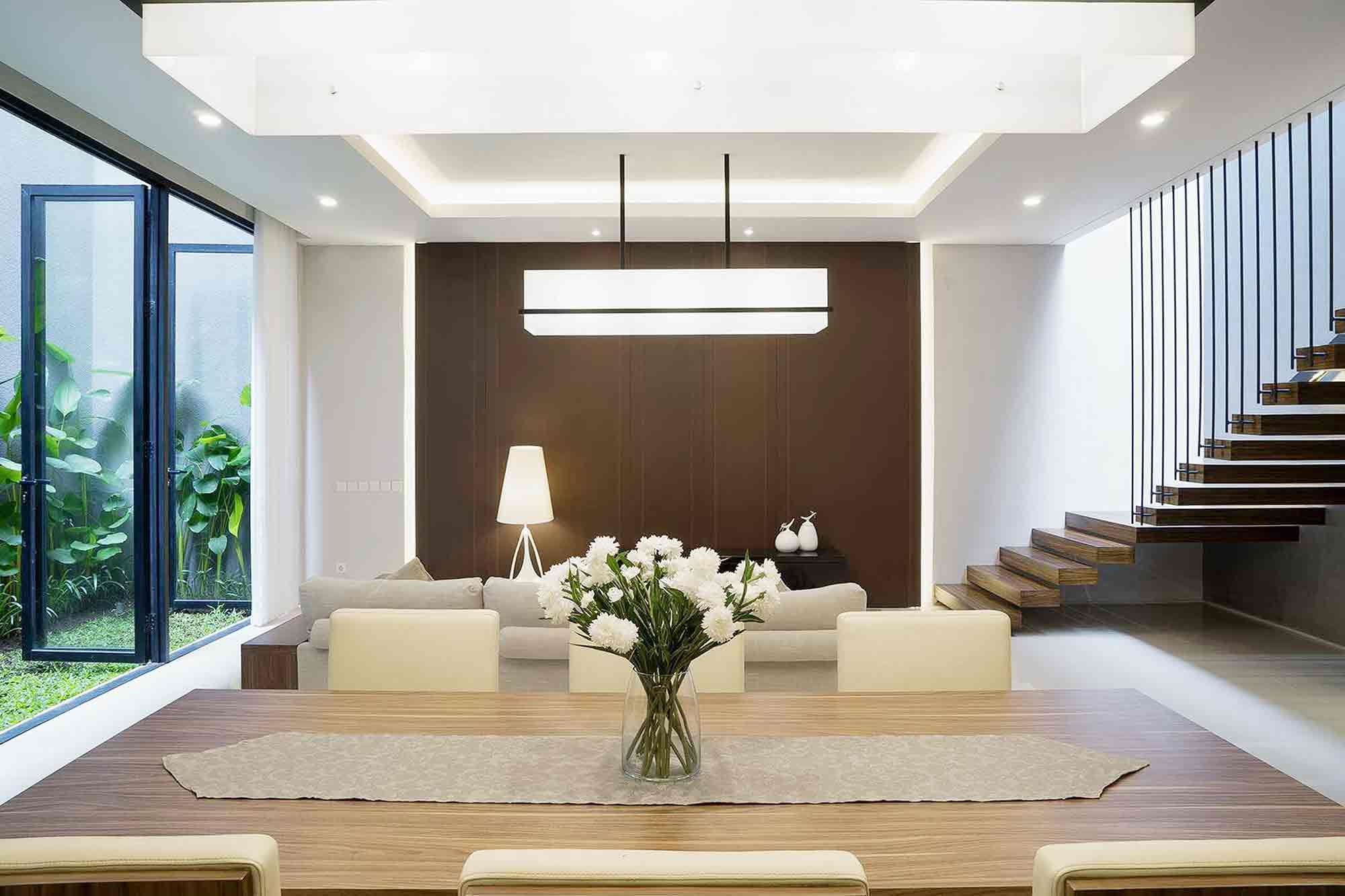 Bagaimana Cara Mendekorasi Interior Rumah dengan Bunga Cantik? | Foto artikel Arsitag