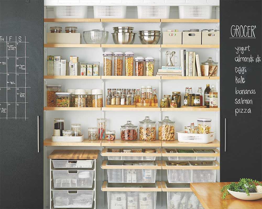 Inspirasi Desain Pantry untuk Penyimpanan Maksimal di Dapur Rumah Anda | Foto artikel Arsitag