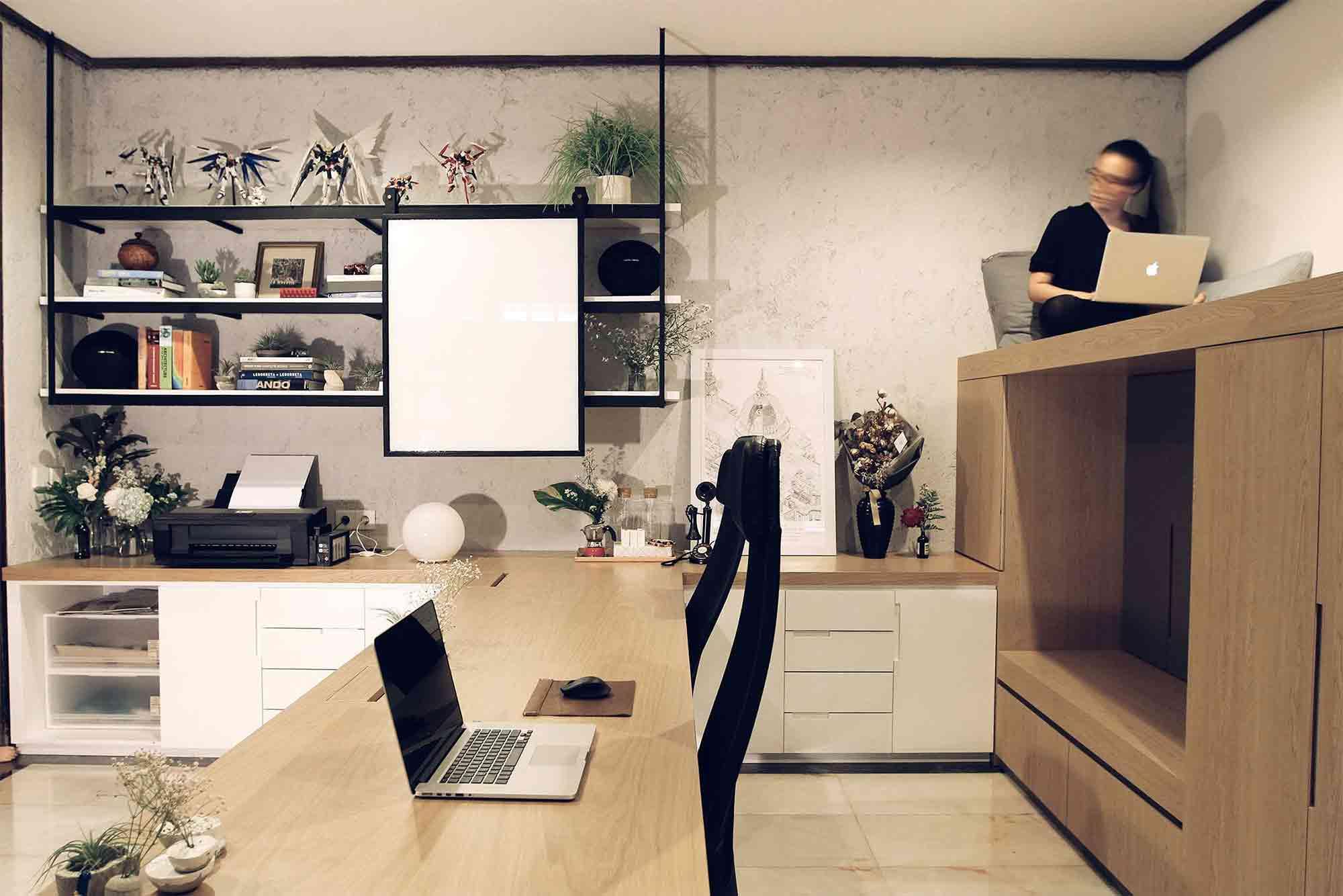 5 Inspirasi Furnitur Multifungsi untuk Menghemat Ruang di Rumah Mungil Anda | Foto artikel Arsitag
