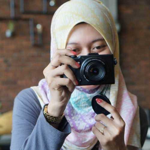 Foto profil author Ria Ainiyatus Sakinah penulis article Arsitag